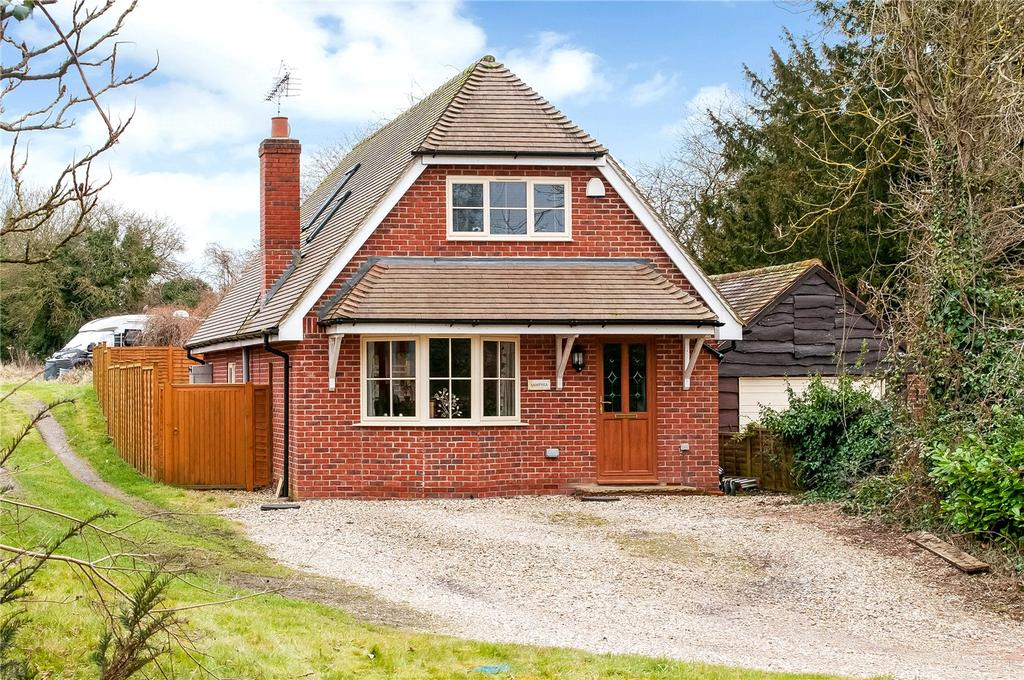 3 Bedrooms Detached House for sale in Muss Lane, Kings Somborne, Hampshire, SO20