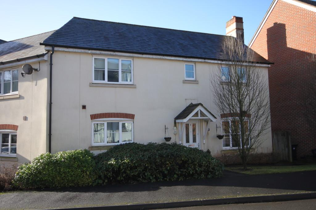 3 Bedrooms Semi Detached House for sale in HILL ROAD, LAVERSTOCK, SALISBURY, WILTSHIRE