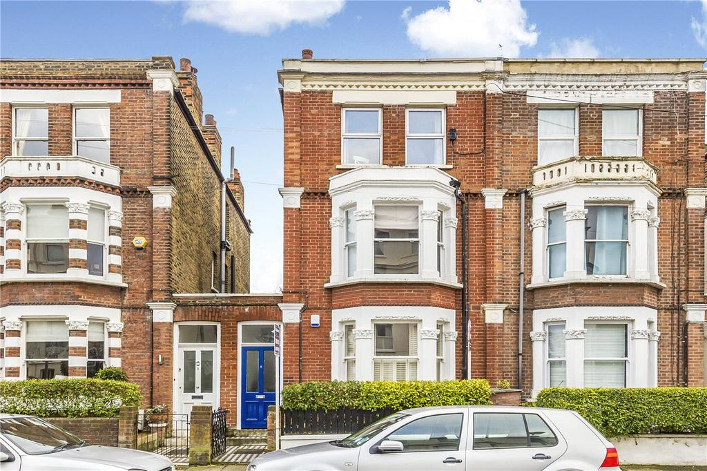 2 Bedrooms Flat for sale in Fawe Park Road, London, SW15