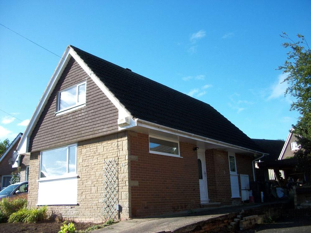 2 Bedrooms Detached Bungalow for sale in Crawthorne Crescent, Deighton, Huddersfield, HD2