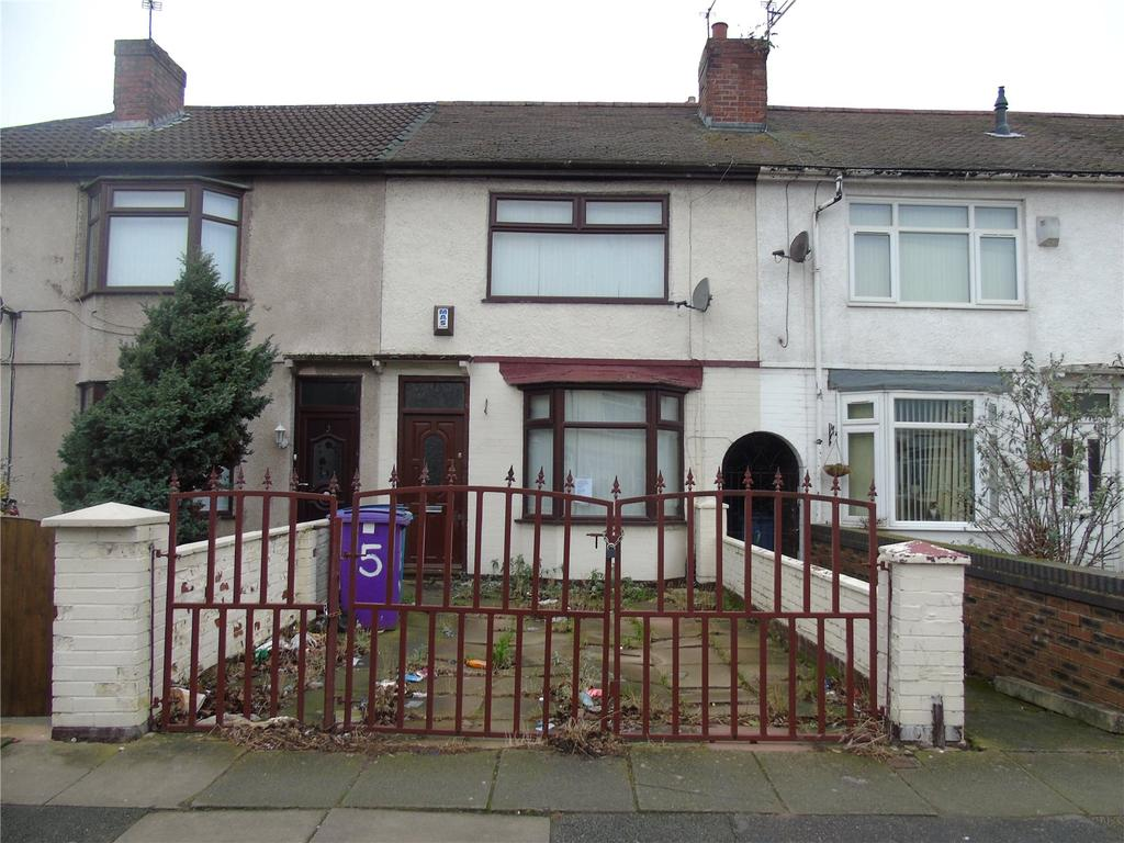 2 Bedrooms Terraced House for sale in Tilston Road, Walton, Liverpool, L9