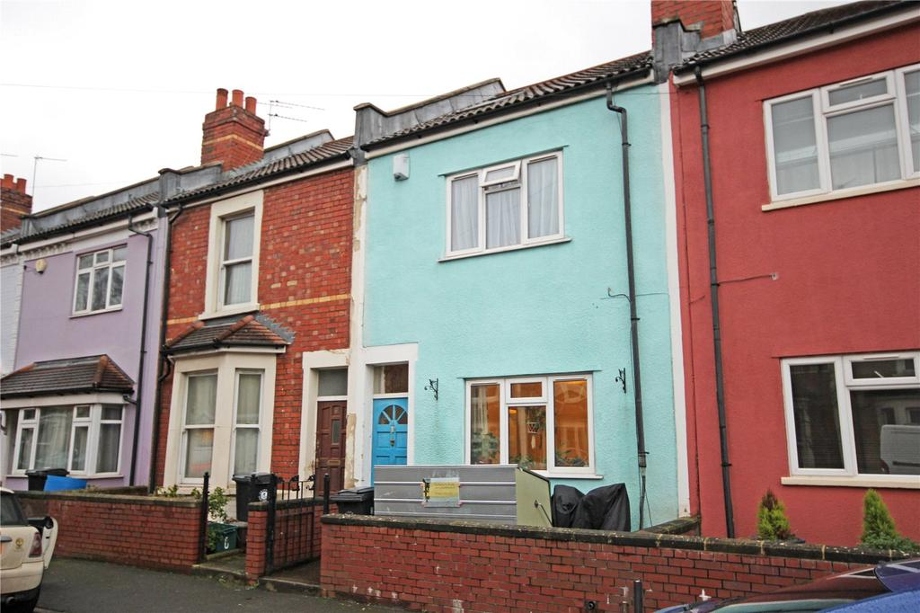 3 Bedrooms Terraced House for sale in Lancaster Road, St. Werburghs, Bristol, BS2