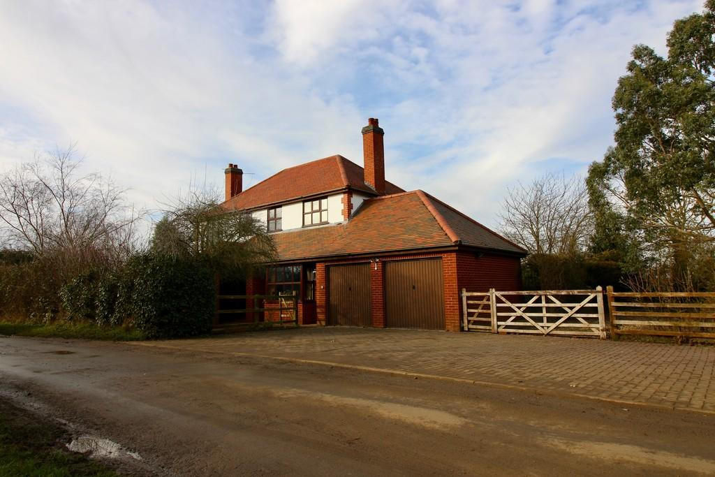 4 Bedrooms Detached House for sale in Walks Road, Silk Willoughby