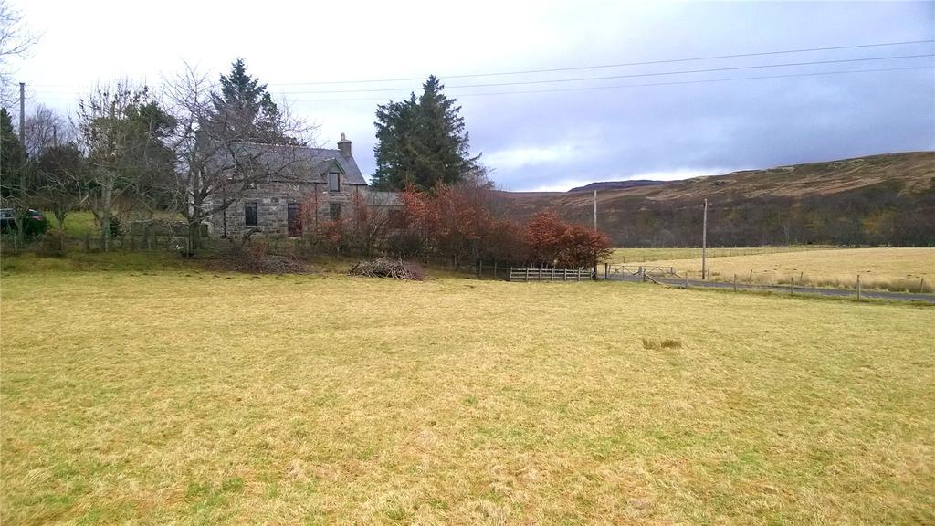 4 Bedrooms Detached House for sale in Strathnaver Croftland, Kinbrace, Sutherland