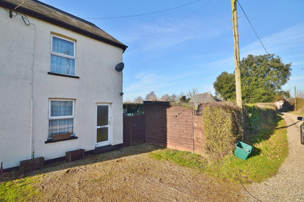 3 Bedrooms Cottage House for sale in Clacton Road, Horsley Cross