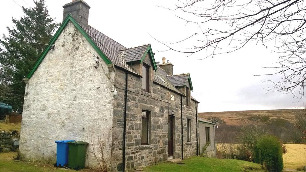 4 Bedrooms Detached House for sale in Strathnaver, Kinbrace, Sutherland