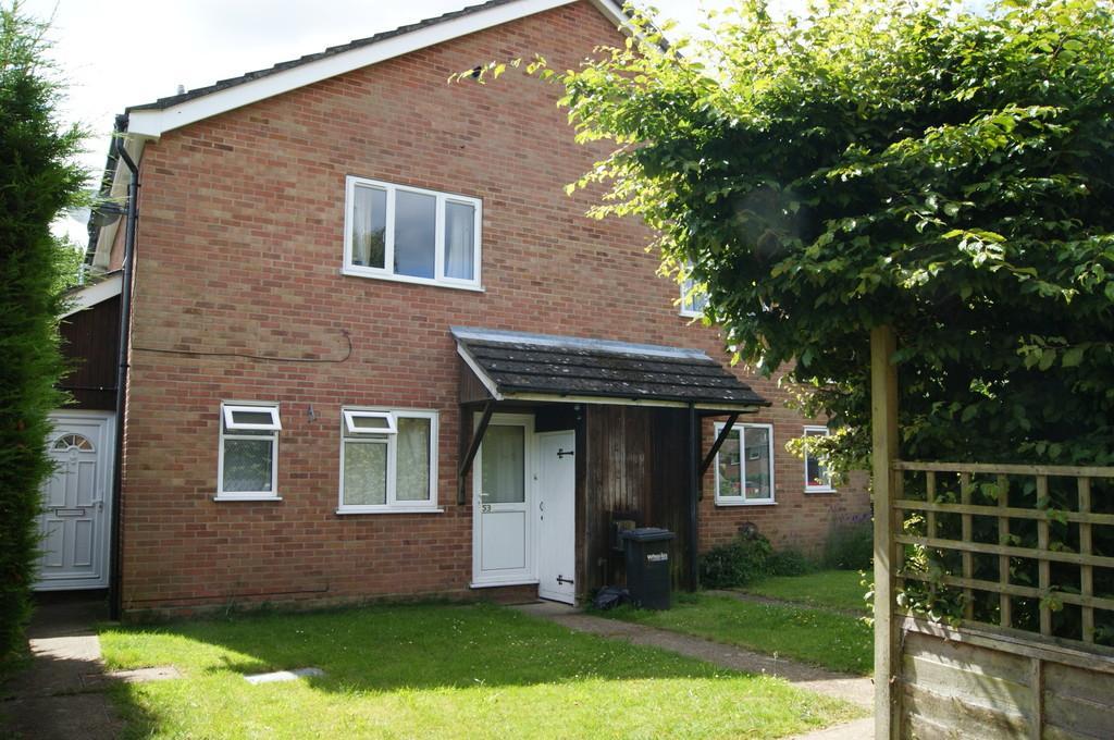 1 Bedroom Ground Maisonette Flat for sale in Mallard Way, Great Cornard