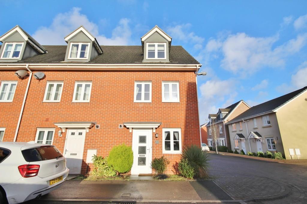 3 Bedrooms End Of Terrace House for sale in Maes Y Llech, Radyr