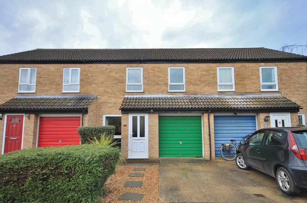 3 Bedrooms Terraced House for sale in Wilding Walk, Cambridge