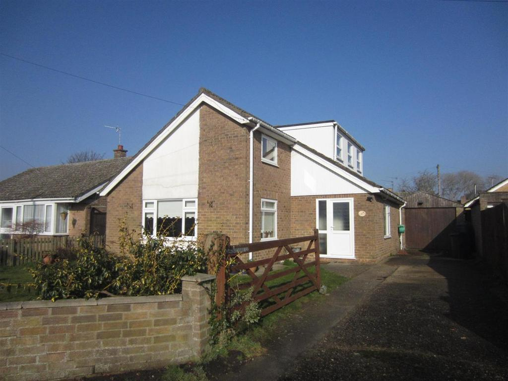 3 Bedrooms Detached Bungalow for sale in Peppers Close, Weeting