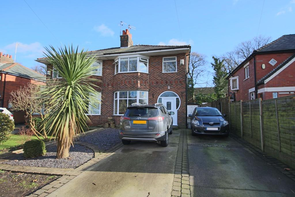 3 Bedrooms Semi Detached House for sale in Marshalls Brow, Penwortham, Preston
