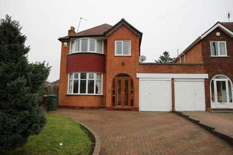 3 bedroom detached house to rent - Wells Green Road, Solihull