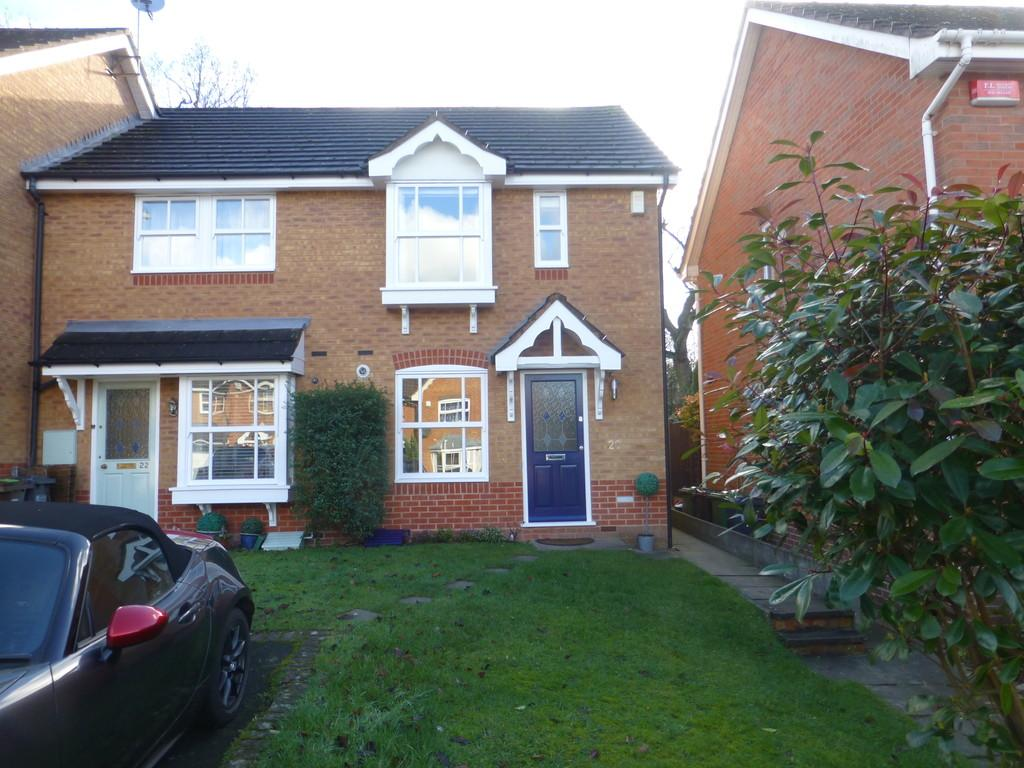 2 Bedrooms End Of Terrace House for sale in Chelthorn Way, Solihull