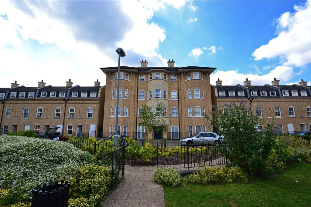 2 Bedrooms Apartment Flat for sale in St. Matthews Gardens, Cambridge, CB1