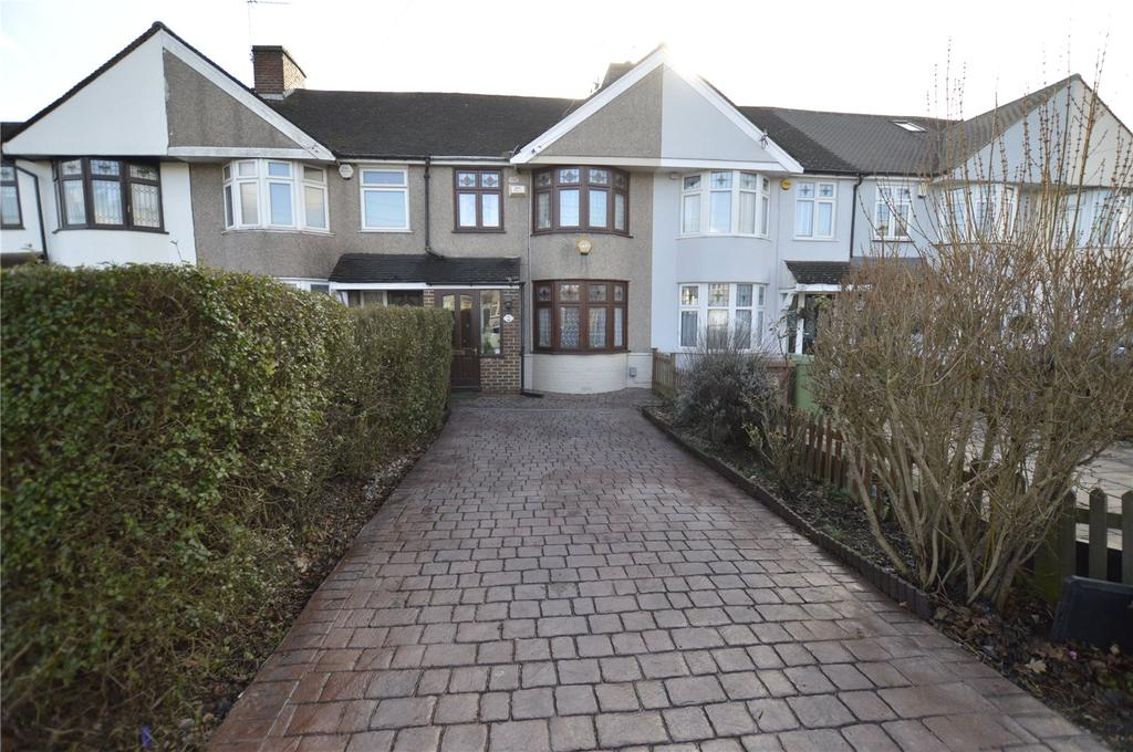 3 Bedrooms Terraced House for sale in Sherwood Park Avenue, Sidcup, Kent, DA15