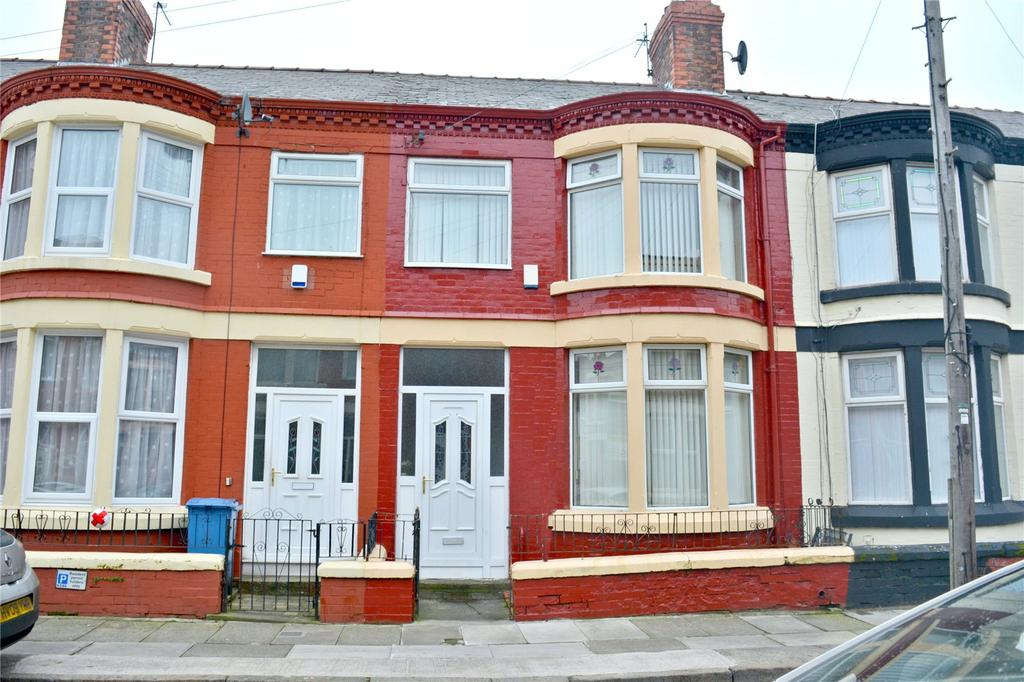 3 Bedrooms Terraced House for sale in Isabel Grove, Liverpool, Merseyside, L13