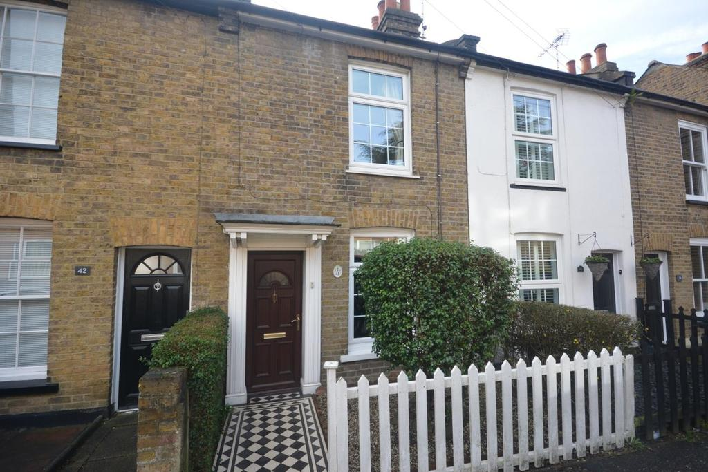 2 Bedrooms Terraced House for sale in Primrose Hill, Chelmsford, Essex, CM1