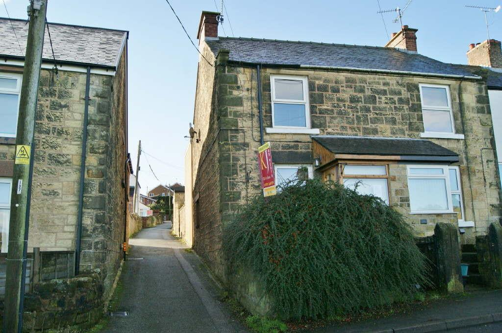 2 Bedrooms Semi Detached House for sale in Talwrn Road, Coedpoeth