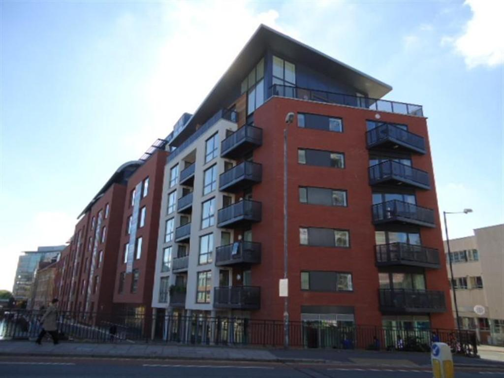 2 Bedrooms Apartment Flat for rent in City Centre, Templebridge Apartments BS1 6FS