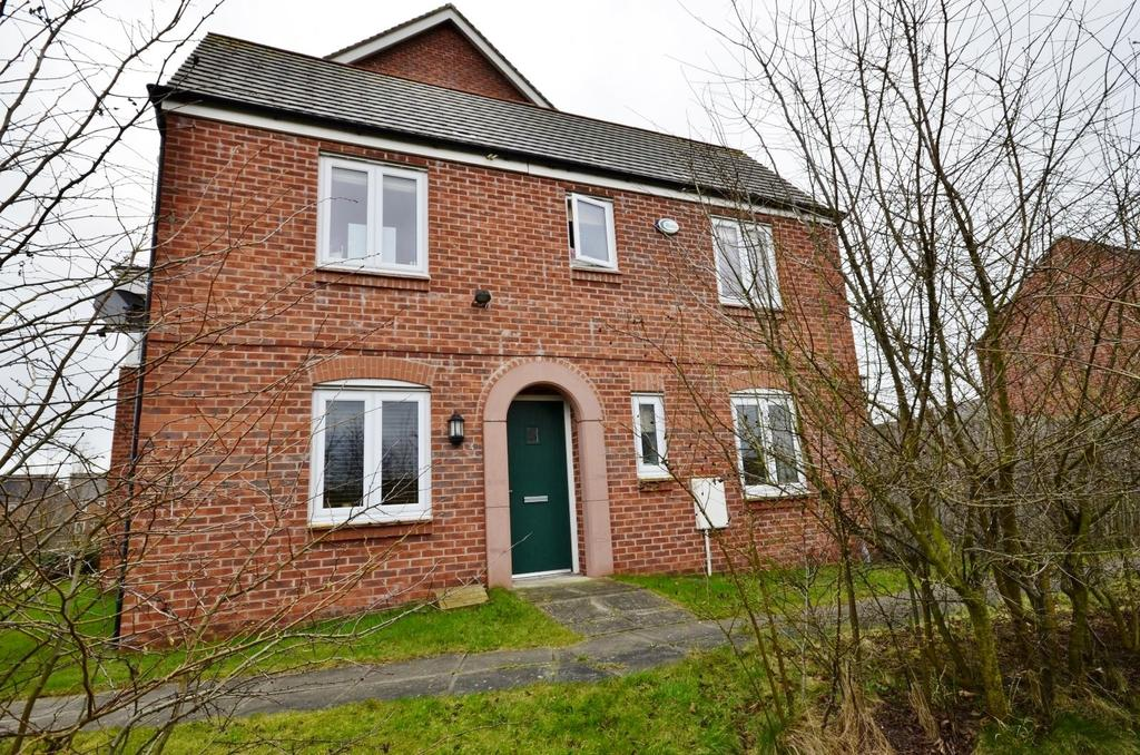 3 Bedrooms Semi Detached House for sale in Braken Road, Stamford Brook, Altrincham
