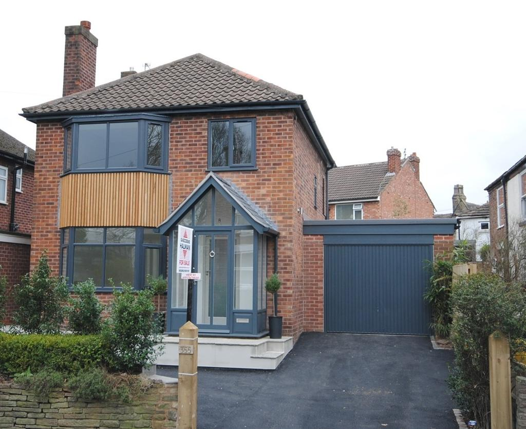 3 Bedrooms Detached House for sale in Park Lane, Macclesfield