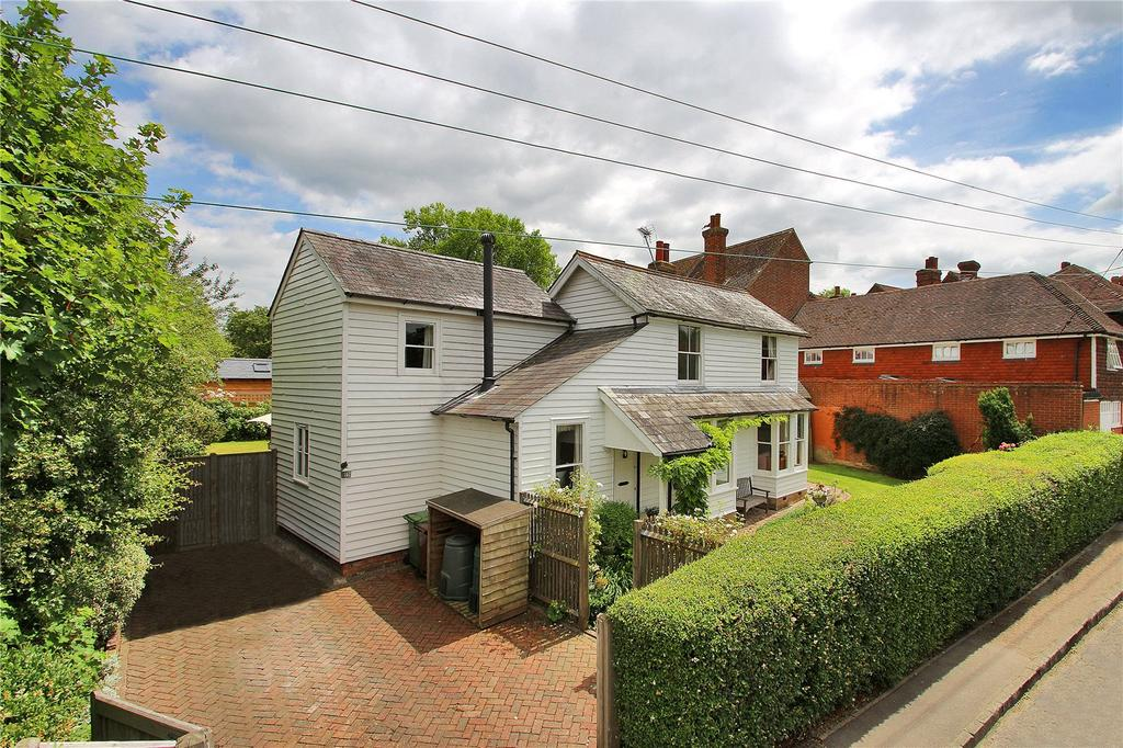 4 Bedrooms Detached House for sale in Headcorn Road, Frittenden, Kent, TN17