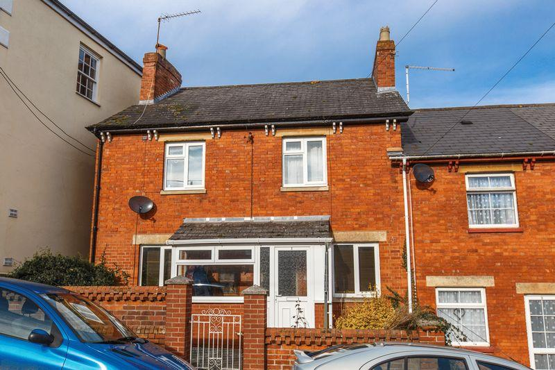 3 Bedrooms End Of Terrace House for sale in Bowden Hill Terrace, Crediton