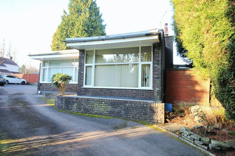 1 Bedroom Detached Bungalow for sale in Malpas Road, Malpas, Newport