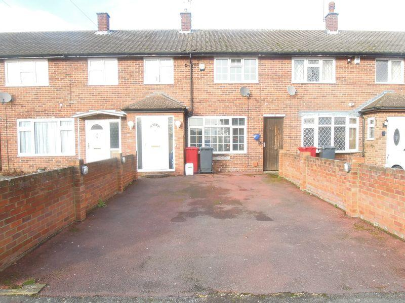 3 Bedrooms Terraced House for sale in Denny Road, Langley.