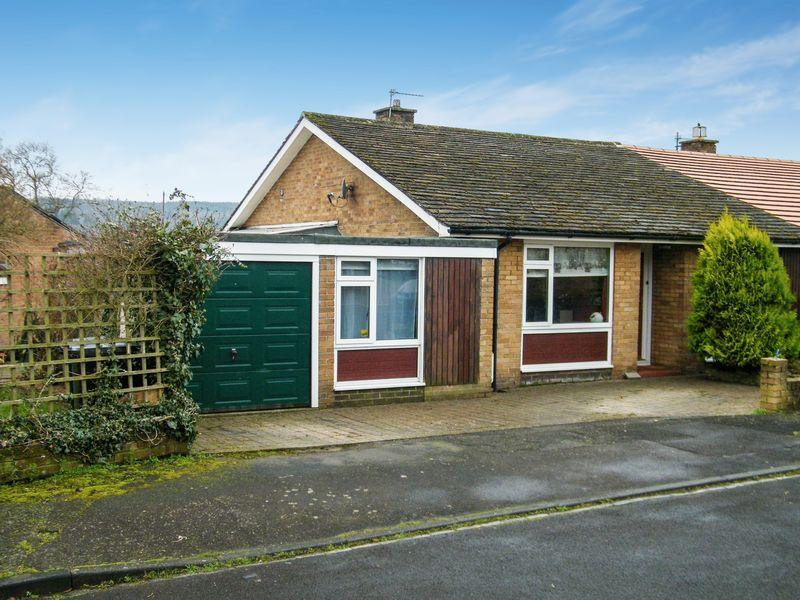 3 Bedrooms Semi Detached Bungalow for sale in TYNE VALLEY, Acomb