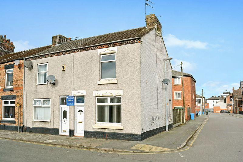 3 Bedrooms End Of Terrace House for sale in Ollier Street, Widnes