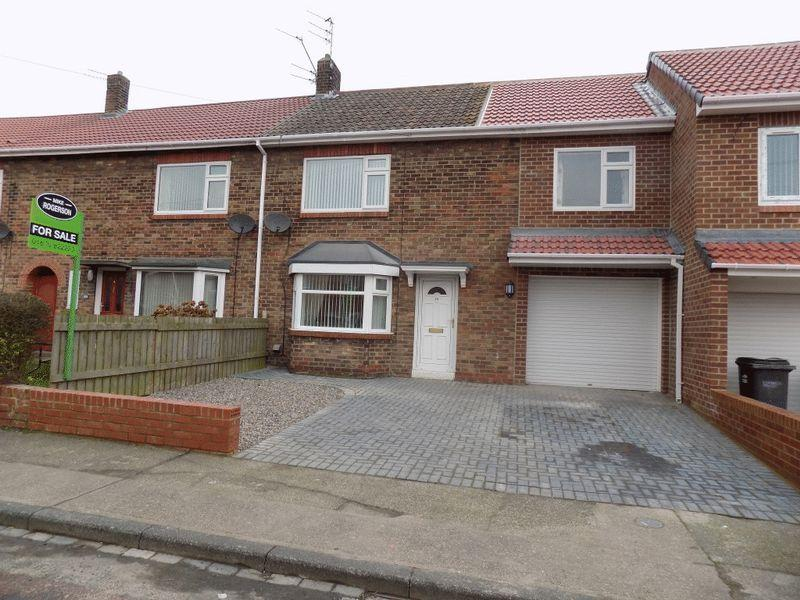 4 Bedrooms Terraced House for sale in Dene View West, Bedlington