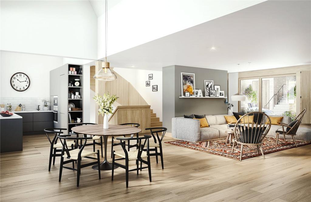 2 Bedrooms Mews House for sale in Wildernesse House, Wildernesse Avenue, Sevenoaks, Kent, TN15