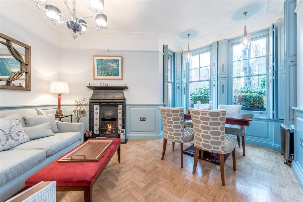 3 Bedrooms Flat for sale in York House, 14 Highbury Crescent, Highbury, London, N5