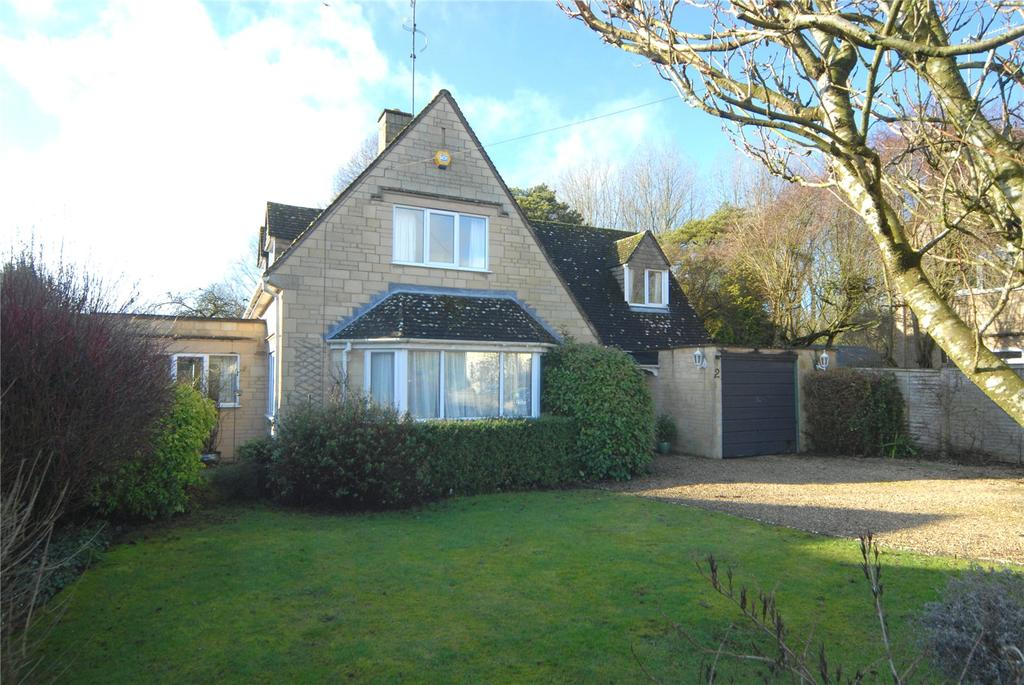 3 Bedrooms Detached House for sale in Nethercote Drive, Bourton-on-the-Water, Cheltenham, Gloucestershire, GL54