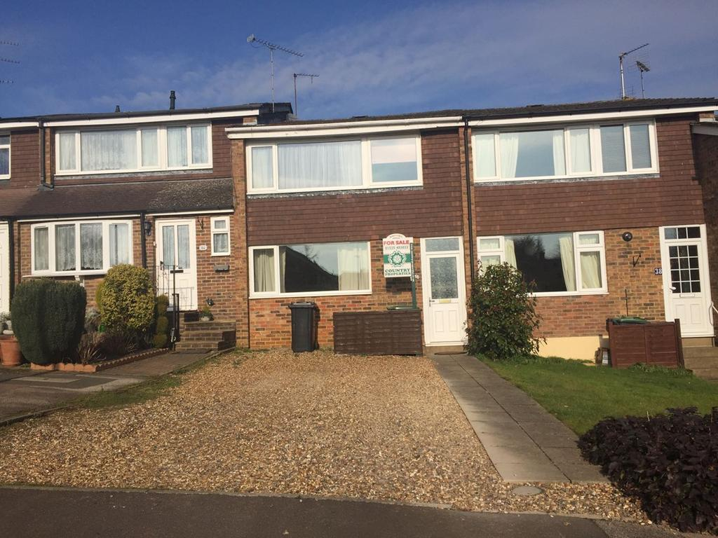 3 Bedrooms Terraced House for sale in Verne Drive, Ampthill, Bedford, MK45