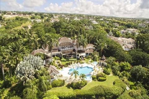 6 bedroom villa - Sugarhill, St James