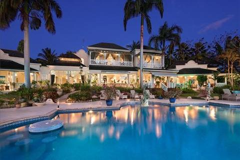 6 bedroom villa  - St James