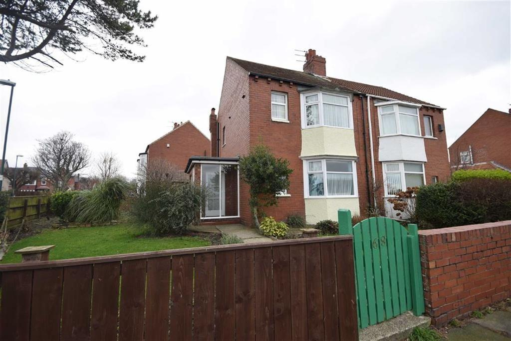 2 Bedrooms Semi Detached House for sale in Reading Road, South Shields