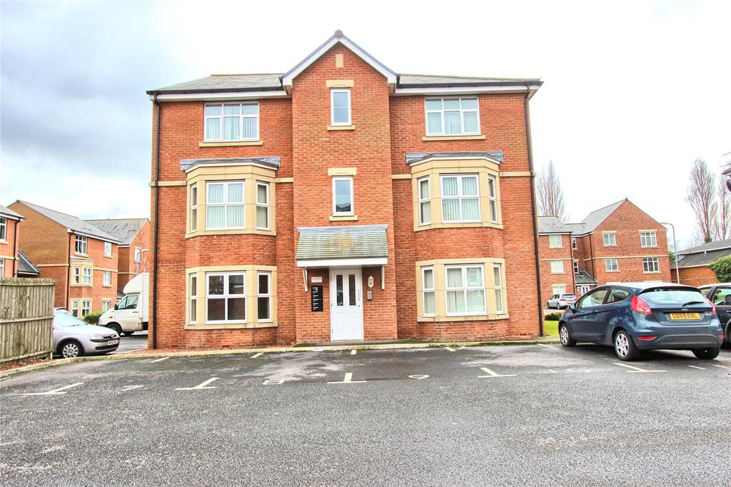 2 Bedrooms Flat for sale in Dorman Gardens, Oxford Road