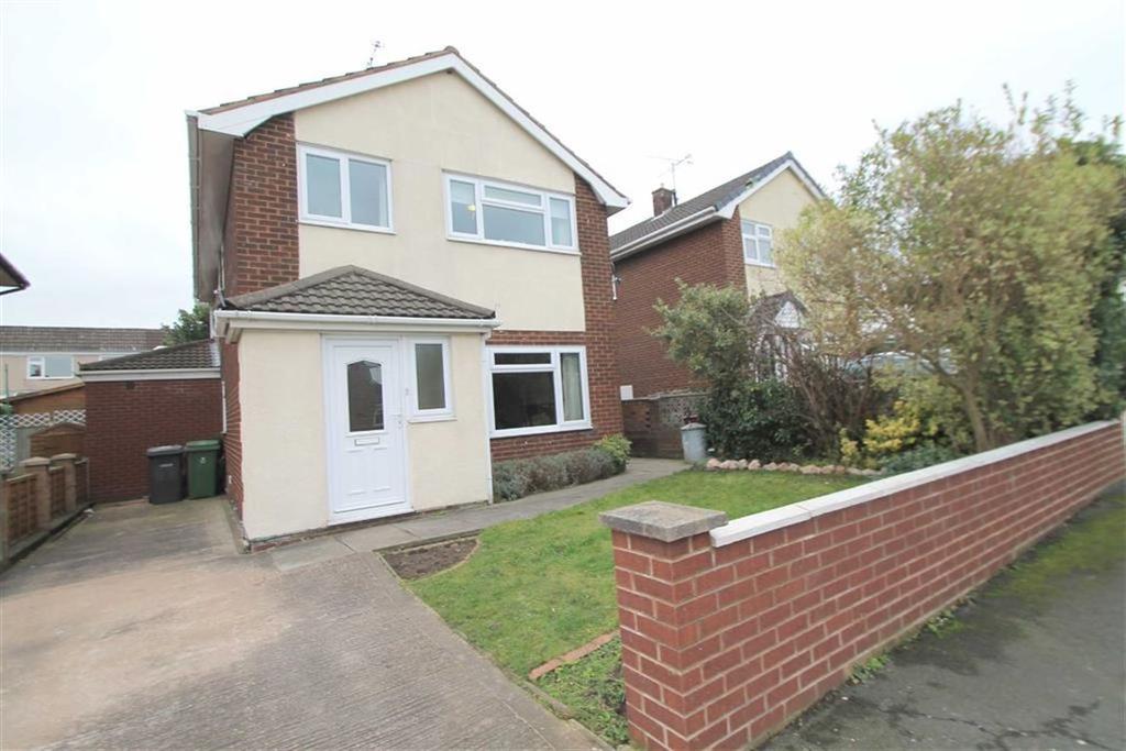4 Bedrooms Detached House for sale in Ffordd Mon, Rhosddu, Wrexham