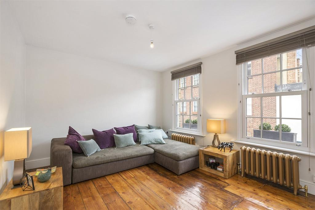3 Bedrooms Terraced House for sale in Rousden Street, London, NW1