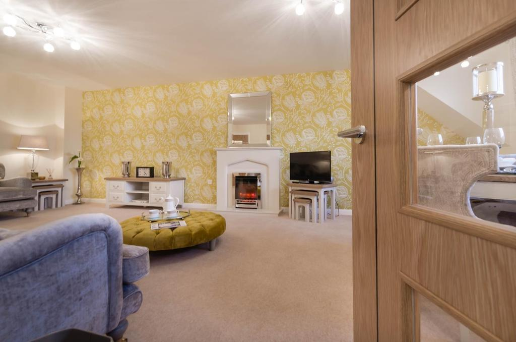 2 Bedrooms Retirement Property for sale in Easingwold, York