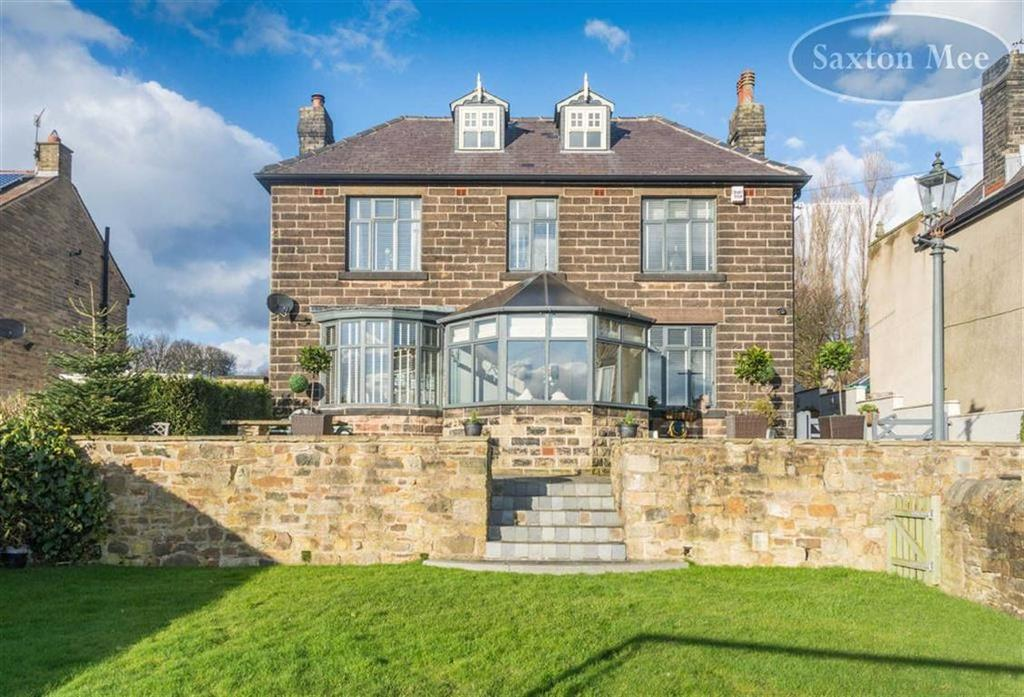 5 Bedrooms Detached House for sale in Loxley Road, Sheffield, S6