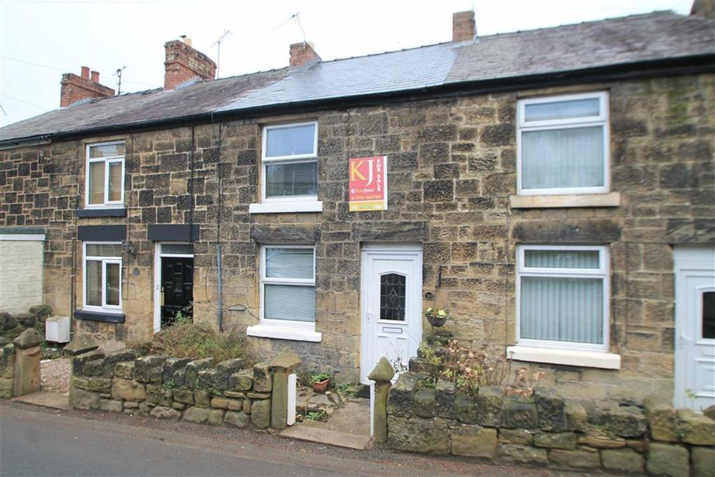 2 Bedrooms Terraced House for sale in Victoria Road, Brynteg, Wrexham