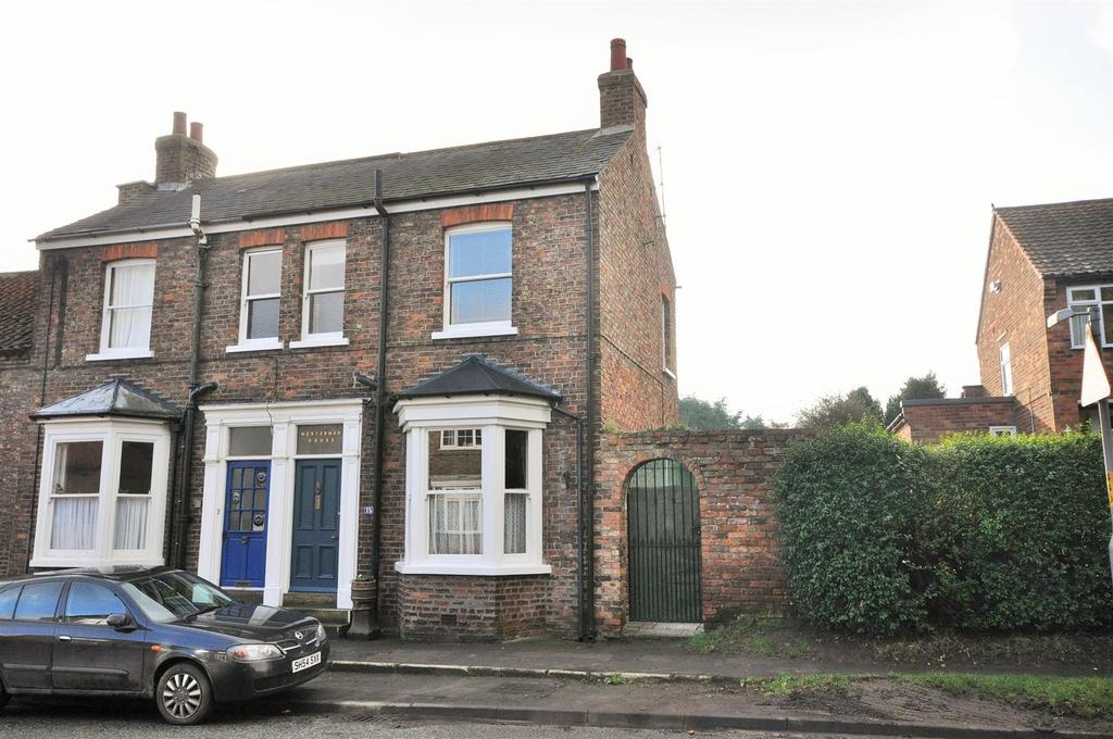 2 Bedrooms Semi Detached House for sale in Westerman House, Long Street, Easingwold,