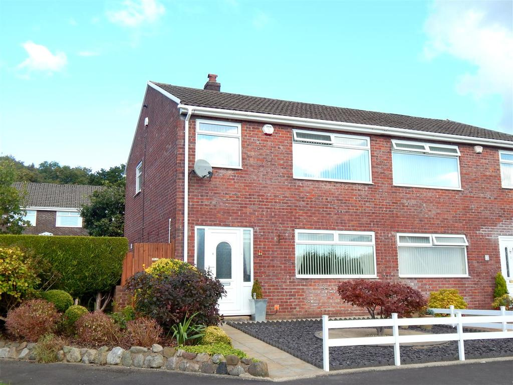 3 Bedrooms Semi Detached House for sale in Heol Pennant, Ynysforgan, Swansea