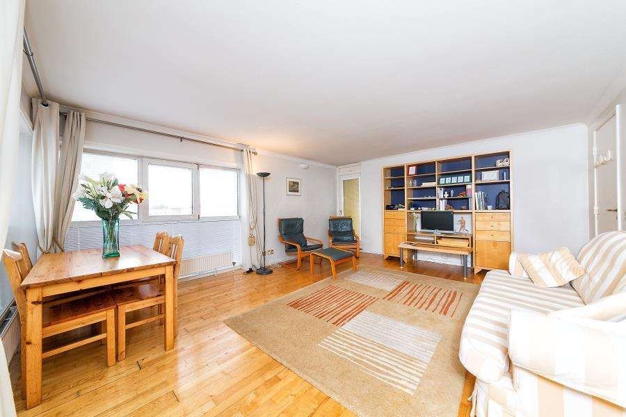 1 Bedroom Apartment Flat for sale in King Frederick Tower - SE16