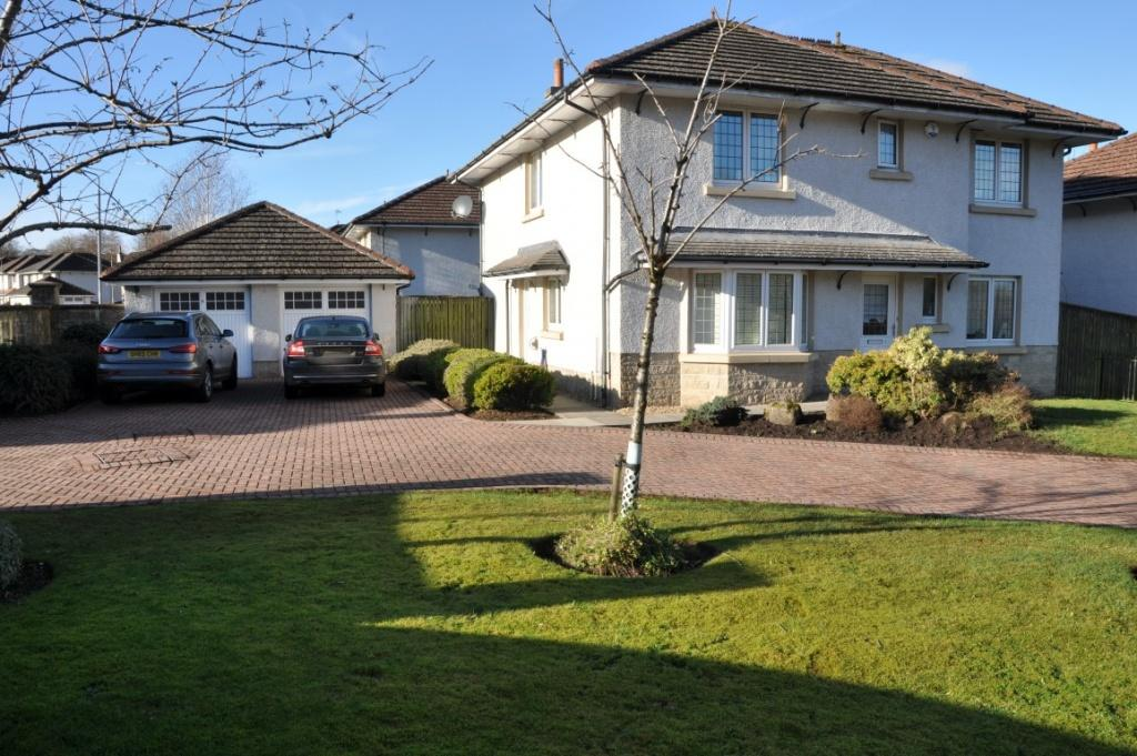 5 Bedrooms Detached Villa House for sale in 2 Manderston Meadow, Newton Mearns, G77 6GL