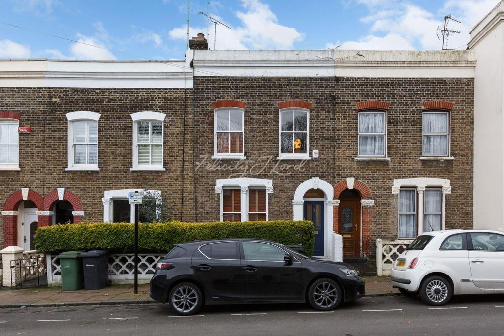 3 Bedrooms Terraced House for sale in Elverson Road, St John's, London, SE8